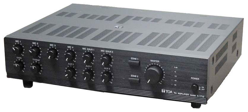 A 1712 Er Products Toa Electronics